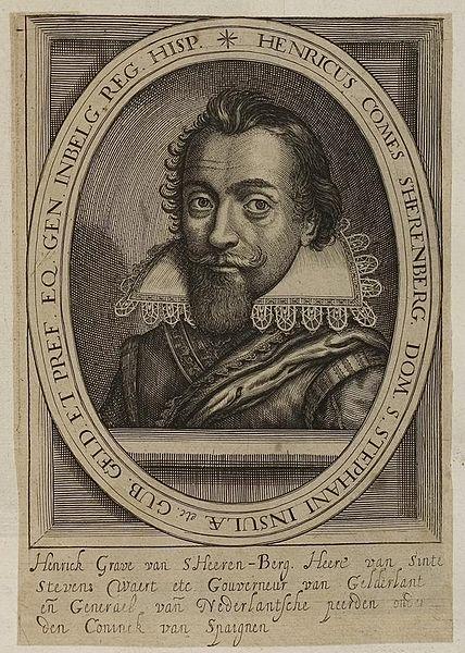 Hendrik van den Bergh