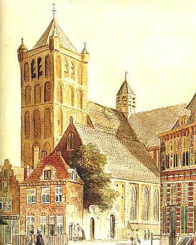 Middelburg_Sint_Pieterskerk_1750