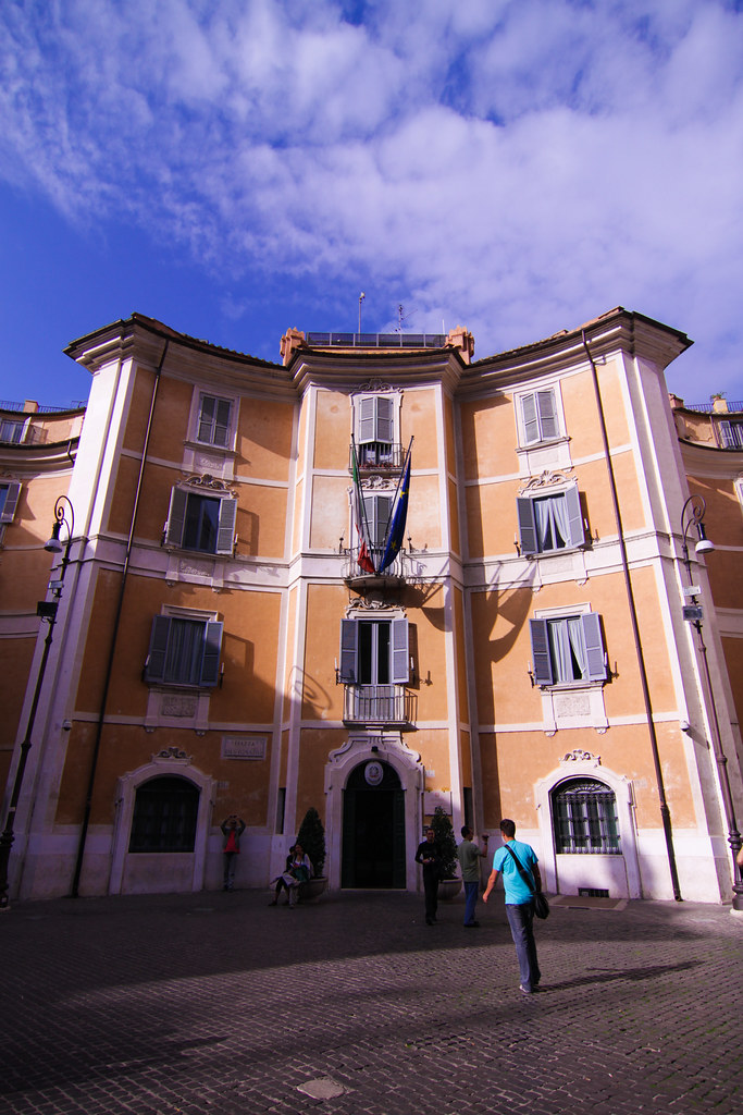 Piazza S Ignazio